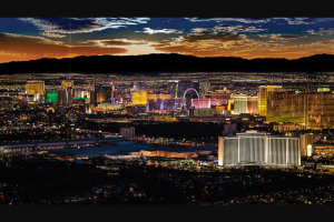 Las Vegas Convention And Visitors Authority – 2020 New Year's Eve – Win one trip for Grand  Prize Winner and one Guest to Las Vegas
