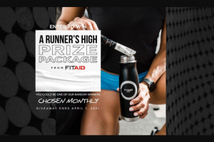 Lifeaid – Runner's High Prize Package Sweepstakes