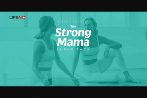 Lifeaid – Strong Mama Superpack Giveaway Sweepstakes