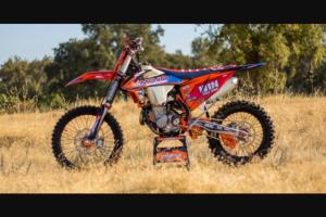 Mojo Motosport – 2020 Ktm 450 Xc-F Bike Giveaway Sweepstakes