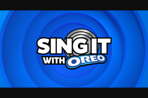 Mondelez Global – Sing It With Oreo – Win the opportunity to choose one of the following concert trip prize options London 7 day/6-night trip for two to London England