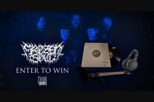 Revolver – Frozen Soul Crypt Of Ice Guitar Bundle Giveaway – Win one (1) ESP EX-200 guitar