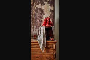 Veranda – Lisa Fine Scarf – Win one Lisa Fine ARV per scarf $200.00.