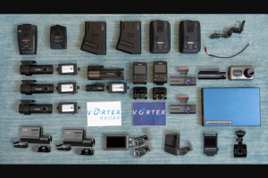 Vortex Radar – 2020 Radar Detector & Dash Camera Giveaway Sweepstakes