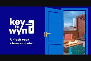 Wyndham – Key To Win Sweepstakes