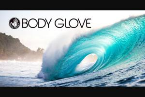 Body Glove – New Year – Win card