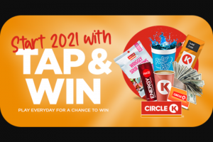 Circle K – Tap And Win Sweepstakes