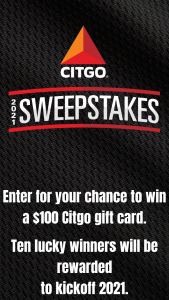 Citgo – Winter 2021 Wisconsin Gift Card – Win One (1) $100 Citgo Gift Card THE TOTAL ARV OF THE PRIZE IS ONE THOUSAND DOLLARS ($1000 US).