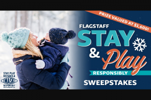 Discover Flagstaff – Flagstaff Stay & Play Sweepstakes
