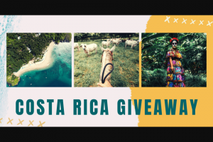 Dollar Flight Club – Costa Rica Adventure Giveaway Sweepstakes
