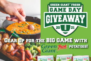 Farm Star Living – Green Giant Fresh Game Day Giveaway Sweepstakes