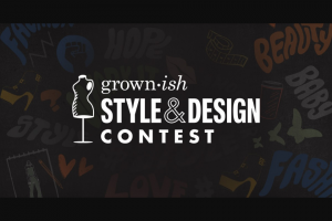 Freeform – Grownish Style & Design Contest – Win $10000 awarded as a check