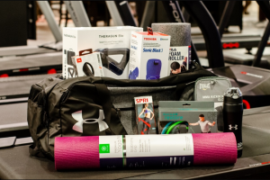 Grandscape – Prize Package Giveaway – Win fitness package valued at over $1000.