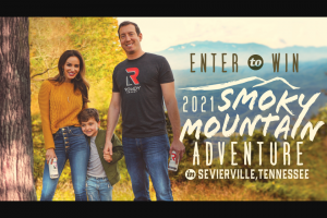 Kyle Busch Group – 2021 Smoky Mountain Adventures Sweepstakes