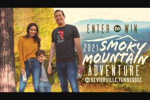 Kyle Busch Group – 2021 Smoky Mountain Adventures Sweepstakes