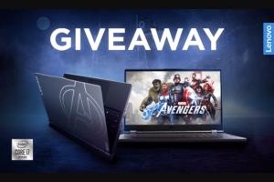 Lenovo – Avengers X Lenovo Legion Giveaway Sweepstakes