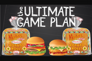 Martin's – Ultimate Game Plan Sweepstakes