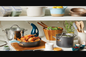 Meyer – Potsandpanscom Pick Your Prize – Win one (1) prize (in stock sku) of their choice