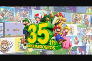 Nintendo – Super Mario Bros – Win the following one First 4 Figures Super Mario