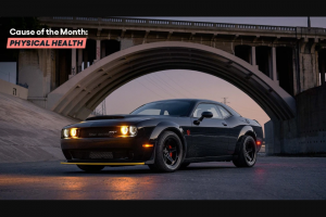 Omaze – Dodge Challenger Demon And $20000 – Win a Dodge Challenger Demon