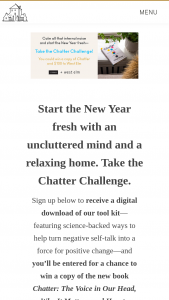 Penguin Random House – Chatter Challenge – Win a book chosen by Sponsor and a $100.00 West ELM gift card