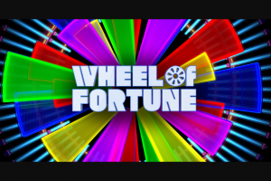 Quadra Show Wheel Of Fortune – You The World Giveaway Sweepstakes