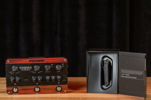 Sam Ash Music And Fishman – #moodliftmonday Giveaway – Win a PRO-DEQ-AFX ToneDEQ Acoustic Guitar Preamp EQ Pedal and Rare Earth Mic Blend Pickup