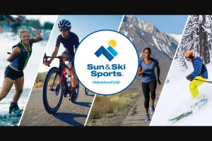 Sun & Ski – Learn To Ski & Snowboard Month Giveaway Sweepstakes