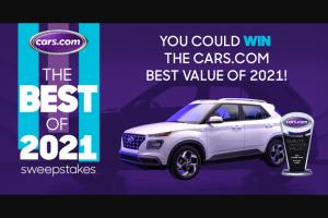 Carscom – The Best Of 2021 – Win all-new 2021 Hyundai Venue SEL