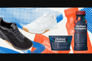 Chobani – Reebok Home Gym Makeover – Win Reebok Nano X1 Sneakers 25 coupons for a free single-serve Chobani Complete cups or drinks Appx Retail Value of Prize $150 for each prize / $450 in total for the three runner-up prizes