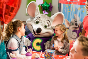 Chuck E Cheese – Tom & Jerry Spring Sweepstakes