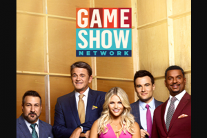 Game Show Network – Chain Reaction Instant Win – Win a Gift Card in the amount of Five Hundred Dollars ($500.00).