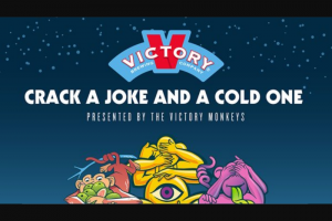 Iheart – Crack A Joke And A Cold One Artisinal Brewing Co Victory Beer – Win the grand prize winner and one eligible guest to Bahia Principe Fantasia Punta Cana