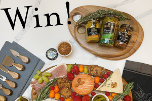 Maille – Cheese Board Collection Giveaway Sweepstakes