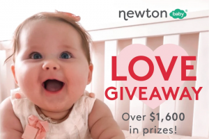 Newton Baby – Love Giveaway Sweepstakes