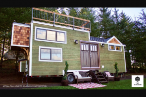 Omaze – Win A Custom Tiny Home Worth Up To $150000 – Win a custom tiny home created by Tiny Heirloom up to $150000 USD in value