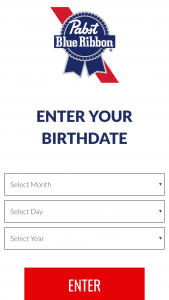"""PABST Brewing – Grabst A PABST Music Memories Contest – Instagram – Win Live Nation® e-gift cards (""""Gift Card"""")."""