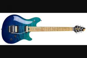 Peavey – Hp 2 Giveaway – Win Peavey HP 2 Guitar in Deep Ocean (approximate retail value $2999 USD)