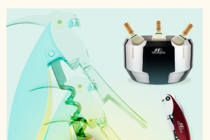 "Santa Margherita 2021 Wine Cooler And Corkscrew – Win one (1) Alessi brand ""Noè"" wine cooler"