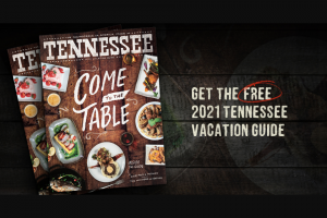Tennessee Department Of Tourist Development – Come To The Table – tennessee Trip Giveaway Sweepstakes