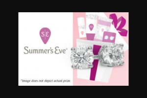 The Real – Summer's Eve Sweepstakes