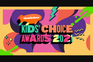 Viacom – 2021 Nickelodeon Kids' Choice Awards Sweepstakes