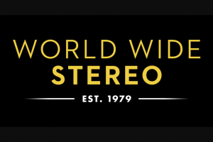 World Wide Stereo – Love At First Listen Sweepstakes