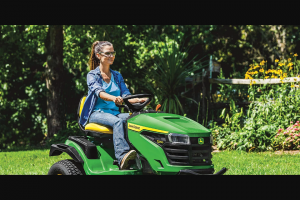 """Better Homes And Gardens – Your Best Yard With John Deere – Win including a John Deere S240 Lawn Tractor (Approximate Retail Value (""""ARV"""") = $2899.00) and a $1000 check (ARV = $1000.00) which may be used to defray the applicable taxes on the prize"""