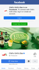 Chili's – Birthday Giveaway 2021 – Win three Chili's signature Presidente Shakers