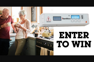 Crutchfield – Iguardstove Great Gear Giveaway Winter 2021 – Win their choice of iGuardStove automatic stove shut off devices