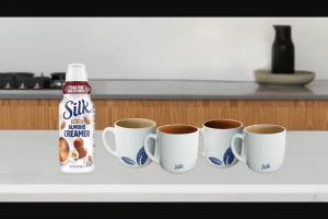 Danone Us – Silk Perfect Pour – Win one (1) custom mug valued at $20 and nine (9) coupons valid for any one (1) Silk creamer up to $5.49 USD in retail value per coupon at the time of purchase