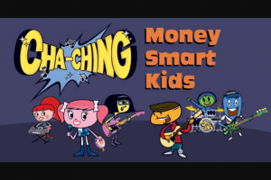 Discovery Education – Cha-Ching Money Smart Kids Contest 2021 – Win an in-school event