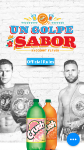 Dr Pepper/seven Up – 2021 Crush 5 De Mayo Fight Giveaway – Win Autographed by Canelo