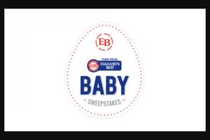Eggland's Best – Eb Baby Sweepstakes